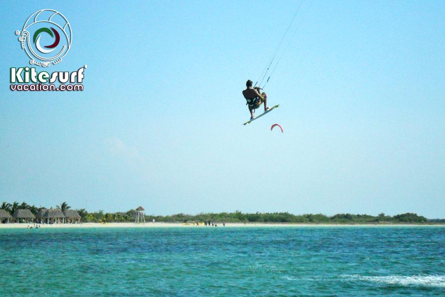 Kitesurfing In Rio Lagartos And San Felipe Yucatan Mexico Kitesurf Vacation Mexico The Blog